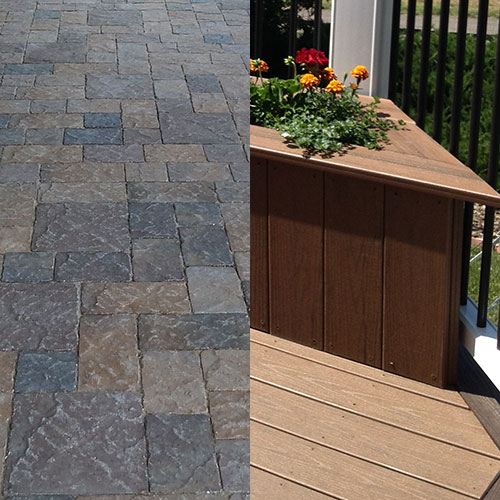 Request A Patio/Deck Quote